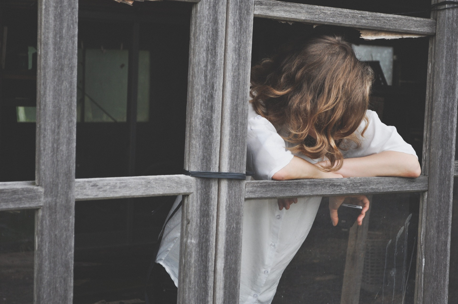 Why It's So Hard to Let People Love Us